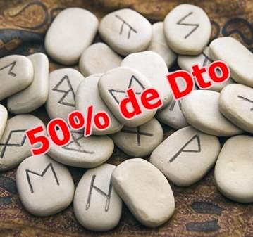 SESIÓN: ORÁCULO RUNAS, 50% DTO. VERANO
