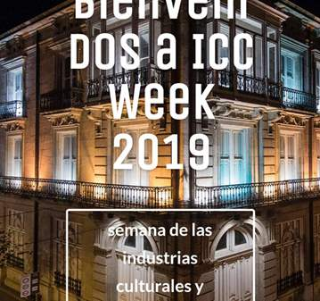 OURENSE ICC WEEK 2019 - MARTES 2 - DOMINGO 7 ABRIL