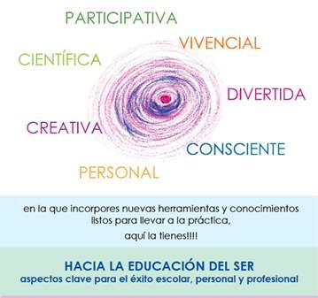 CURSO: HACIA LA EDUCACIÓN DEL SER (INTENSIVO)