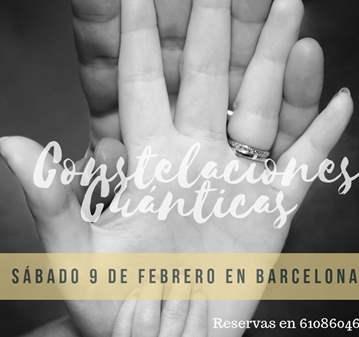 TALLER: PARTICIPAR EN CONSTELACIONES CUÁNTICAS