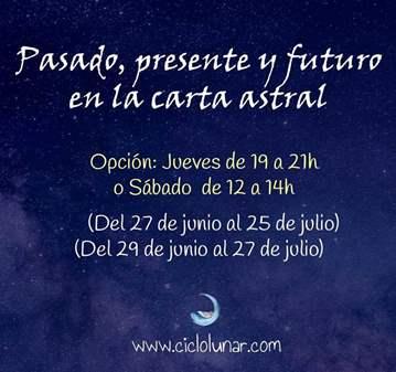 CURSO: PASADO, PRESENTE Y FUTURO EN LA CARTA AS...