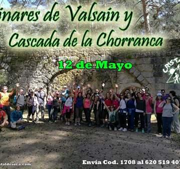 EXCURSIÓN: PINARES DE VALSAIN Y CASCADA DE LA C...