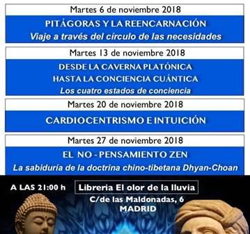 CONFERENCIA: PITÁGORAS Y LA REENCARNACIÓN