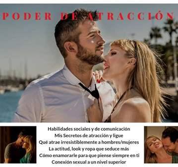 TALLER: PODER DE ATRACCIÓN (SEDUCCIÓN & CONQUISTA)