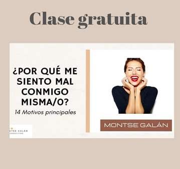 CLASE: ¿POR QUÉ ME ENCUENTRO MAL CONMIGO MISMO/A?