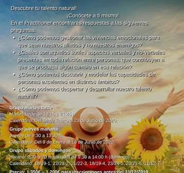 CURSO: PRACTITIONER DE PNL