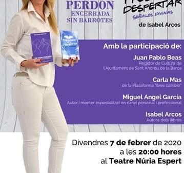 CHARLA: PRESENTACIÓN DE LIBROS DE ISABEL ARCOS