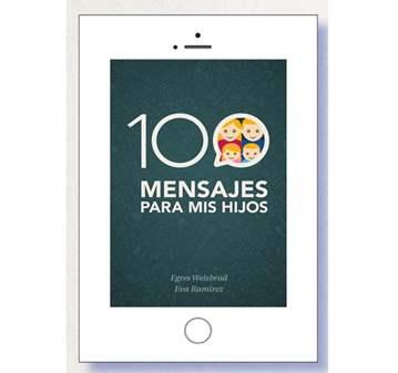 PRESENTACIÓN LIBRO 100 MENSAJES PARA MIS HIJOS