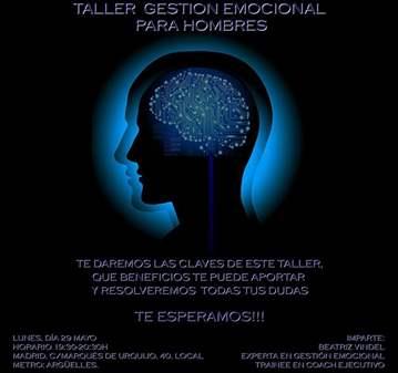 EVENTO: PRESENTACIÓN TALLER GESTIÓN EMOCIONAL P...
