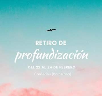 ESCAPADA: PROFUNDIZACIÓN - UN CURSO DE MILAGROS...