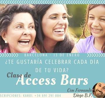 TALLER: DE BARRAS DE ACCESS®