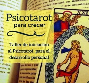 TALLER: PSICOTAROT PARA EL CRECIMIENTO PERSONAL