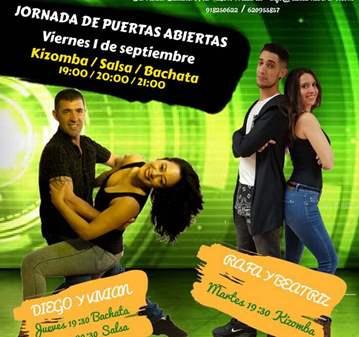 CLASE: PUERTAS ABIERTAS DE KIZOMBA