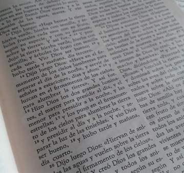 CHARLA: ¿QUÉ HAY DE CIERTO EN LA BIBLIA?