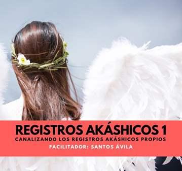 CURSO: REGISTROS AKASHICOS NIVEL I