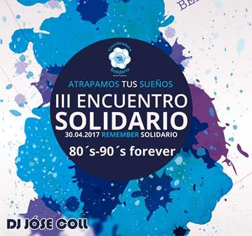 EVENTO: REMEMBER SOLIDARIO