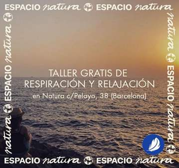 TALLER: JUST BREATHE EN ESPACIO NATURA