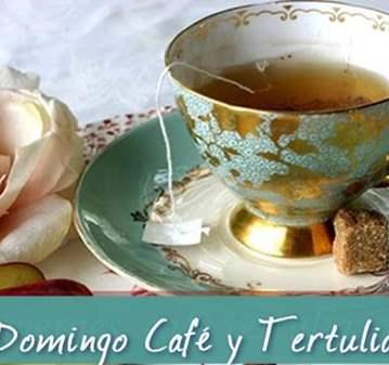 REUNIÓN: CAFÉ Y TERTULIA > EL DOMINGO ENTRE AMI...