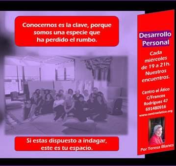 REUNIONES DE DESARROLLO PERSONAL