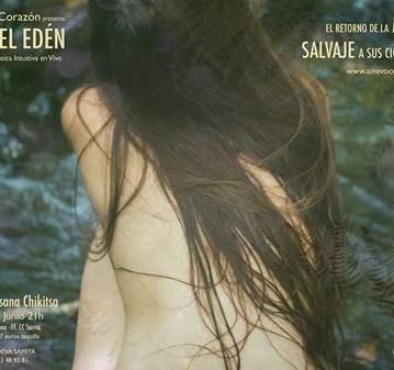SESIÓN: RITUAL SONORO TRIBAL EVA EN EL EDÉN CON...