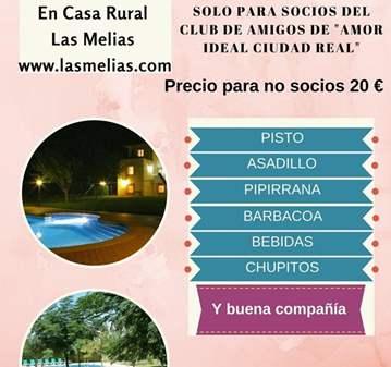EVENTO: ROMERIA DE ALARCOS CON CLUB DE AMIGOS