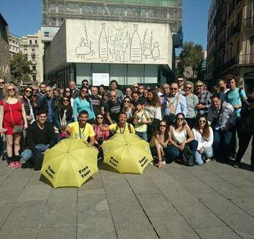 TOUR: RUTA A PIE POR EL CASCO ANTIGUO DE BARCELONA