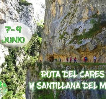 VIAJE: RUTA DEL CARES Y SANTILLANA DEL MAR (DEL...