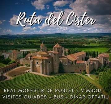 EXCURSIÓN: COMPLET RUTA DEL CISTER
