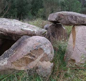 RUTA: EMPORDA  MEGALITIC AMB INDIANA JONES