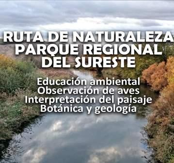 RUTA ORNITOLÓGICA: OBSERVACIÓN DE AVES EN MADRID