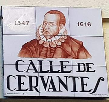 VISITA GUIADA: RUTA POR EL MADRID DE CERVANTES
