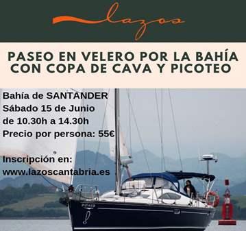 EXCURSIÓN: SALIDA EN VELERO CON COPA DE CAVA Y ...