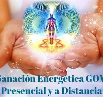 SESIÓN: SANACIÓN Y EQUILIBRADO ENERGÉTICO G.O.M
