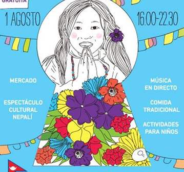 EVENTO: SECRET GARDEN FIESTA- AYUDA NEPAL