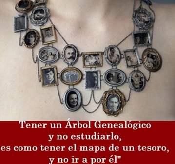 TALLER  CONOCER TU ÁRBOL GENEALÓGICO