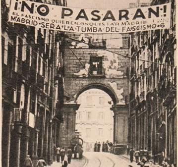 VISITA GUIADA: MADRID 1936 ONLINE