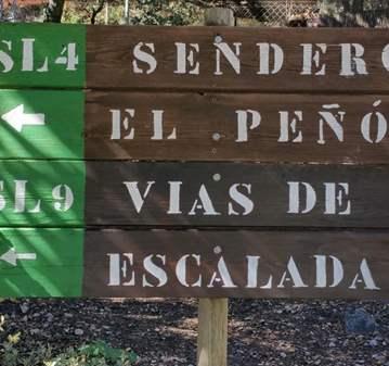 EXCURSIÓN: SENDERISMO PEÑÓN ALGAMITAS