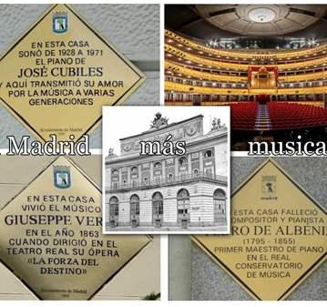 RUTA: EL MADRID MÁS MUSICAL
