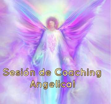 TERAPIA: SESIÓN DE COACHING ANGELICAL