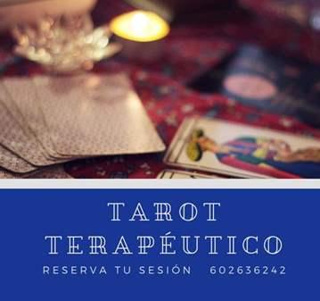 BARCELONA: SESIÓN INDIVIDUAL DE TAROT TERAPÉUTICO