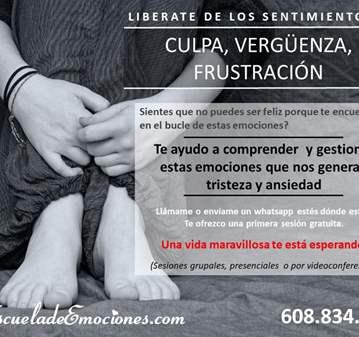 SESIÓN: GRATIS APRENDE A GESTIONAR EMOCIONES (C...