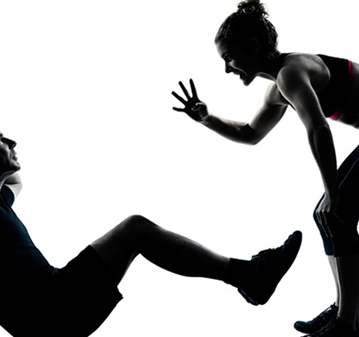 SESION PERSONAL TRAINER