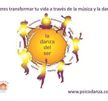 CLASE: SESIÓN PSICODANZA DE PRUEBA  *GRATIS*