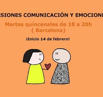 SESIONES COMUNICACIÓN Y EMOCIONES