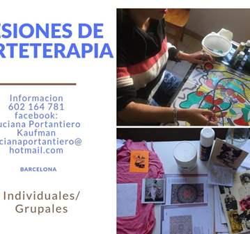 CURSO: SESIONES INDIVIDUALES DE ARTETERAPIA JUN...