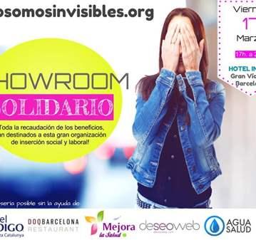 EVENTO: SHOWROOM SOLIDARIO - DESCUBRE ESTA GRAN...