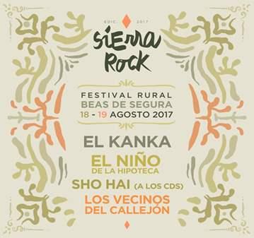 CONCIERTO: SIERRA ROCK FESTIVAL EN BEAS DE SEGU...