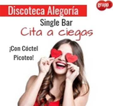 QUEDADA: SINGLE BAR. COCTEL PICOTEO Y CITA A CI...