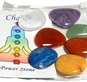 TALLER: EQUILIBRA TUS CHAKRAS CON CRISTALES