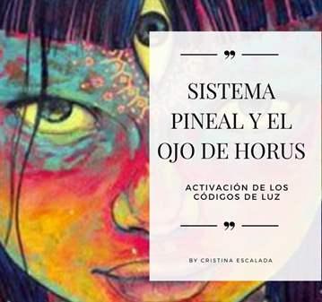 TALLER: SISTEMA PINEAL Y OJO DE HORUS.